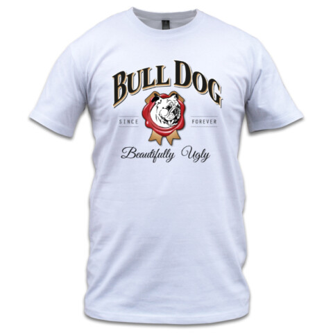Bull Dog T-shirt - McGregorBrand